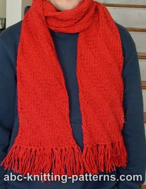 Free Knitting Pattern: Chunky One-Skein Cowl