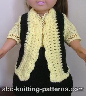 Free Doll Patterns | Knitting & Crochet & Yarn | Purple Kitty