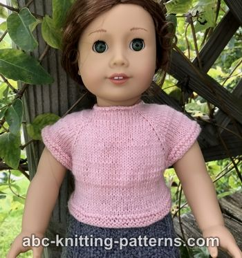 KNITTING PATTERNS FOR AMERICAN GIRL DOLLS « FREE KNITTING PATTERNS