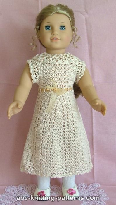 AMERICAN CROCHETING DOLL FREE GIRL KNITTING PATTERN Crochet Patterns