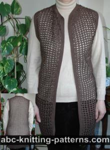 Vest - Crochet Me