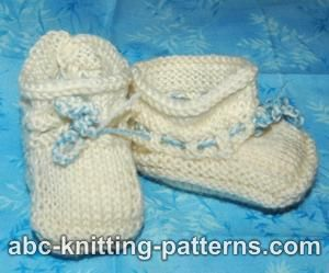 Free Crochet Baby Booties Pattern - Baby Nursery Decorating Ideas