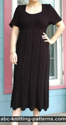 Summer Empire Waist Dress