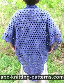 Small Fans Shawl