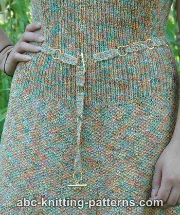 BRAIDED CROCHET BELT PATTERN Crochet Patterns Only