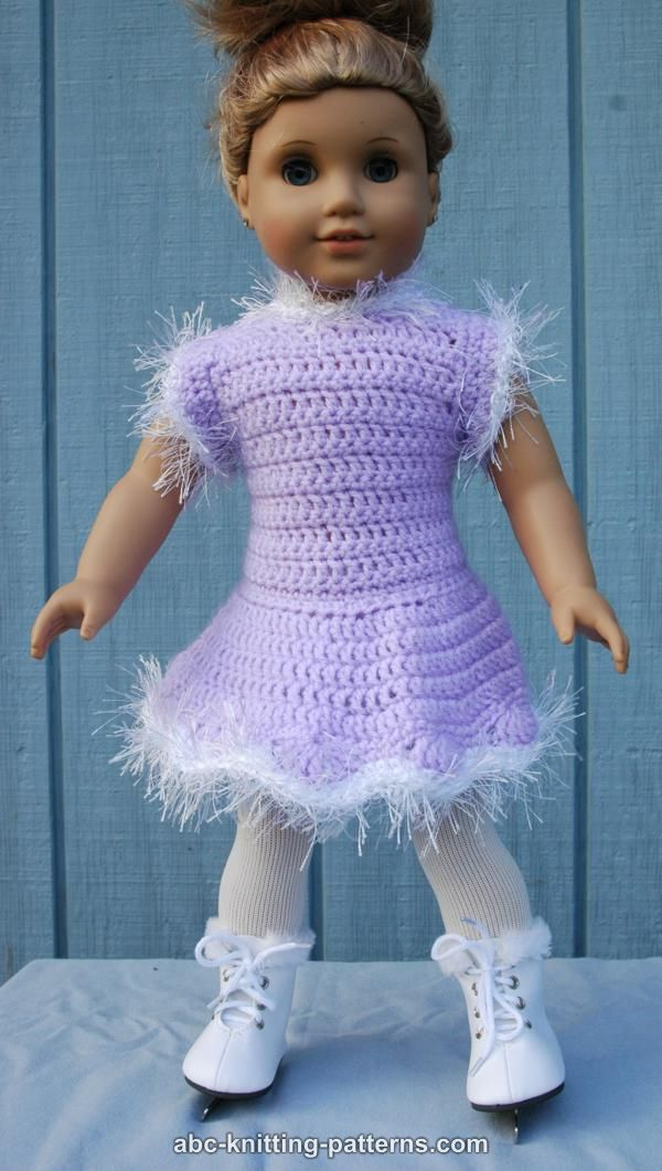 Free Crochet Patterns For American Girl Doll Clothes