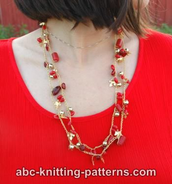 Autumn Gold Necklace