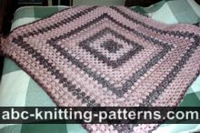 ABC Knitting Patterns - Crochet >> Afghans: 9 Free Patterns