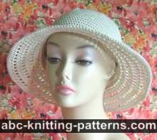 Summer Breeze Hat