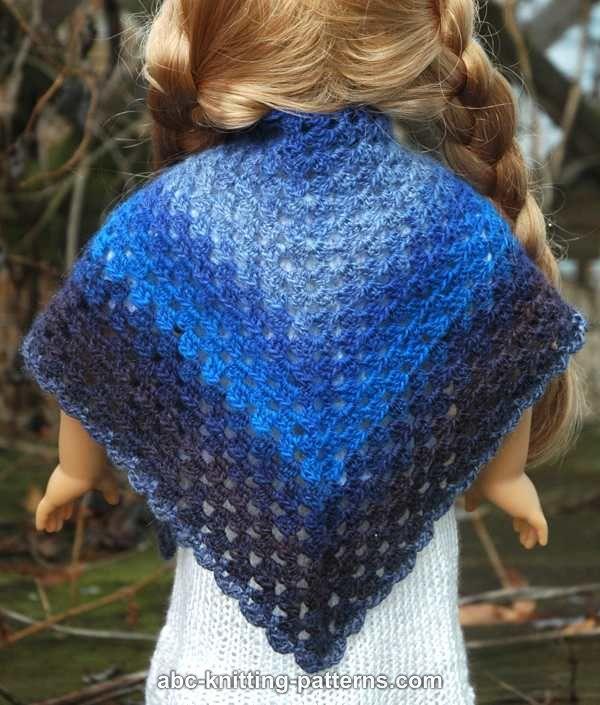 5 Little Monsters: Berry Scarf: Free Crochet Pattern   705x600