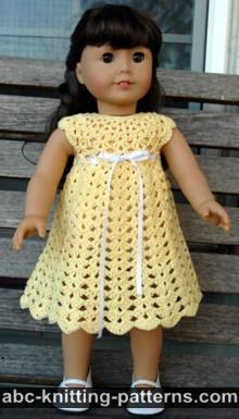 ABC Knitting Patterns - Crochet >> Doll Clothes: 43 Free Patterns&#8221; title=&#8221;ABC Knitting Patterns &#8211; American Girl Doll Back to School&#8221; /></p> <h2><strong>ABC Knitting Patterns</strong> &#8211; <strong>facebook.com</strong></h2> <p> <strong>ABC Knitting Patterns</strong> is a website devoted to bringing you free crochet and <strong>knitting</strong> New free crochet <strong>pattern</strong>: <strong>American Girl Doll</strong> Apple Blossom Dress<br /> <img class=