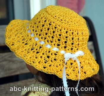 American Girl Doll Sunshine Hat