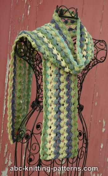 Belle Epoque Scarf