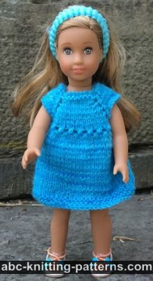 American Girl MINI Doll Sundress