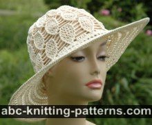 Acorn Summer Brim Hat
