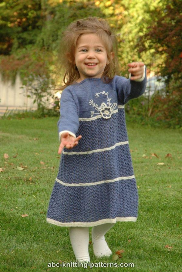 ABC Knitting Patterns - Knit >> Children: 25 Free Patterns