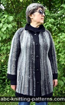 Abc Knitting Patterns Knit Cardigans And Jackets 23 Free Patterns