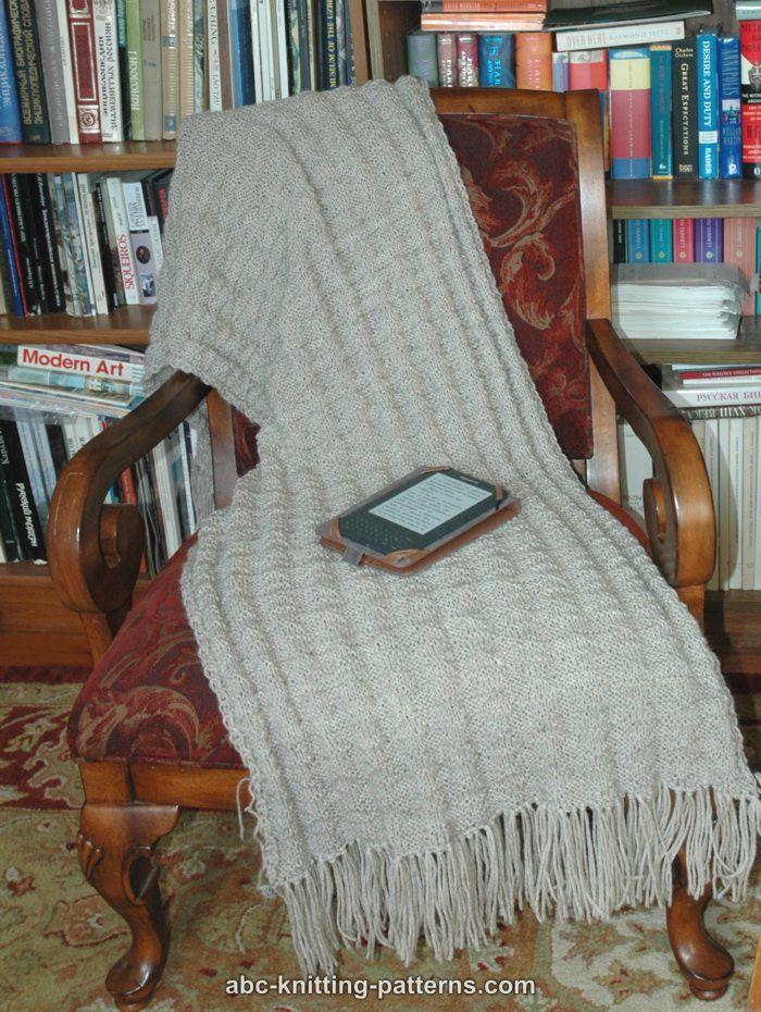 Prayer Shawl Knitting Pattern : ABC Knitting Patterns - Fluted Prayer Shawl