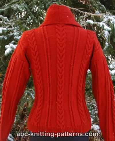 How to Fit Sweater Knitting Patterns - Craftfoxes
