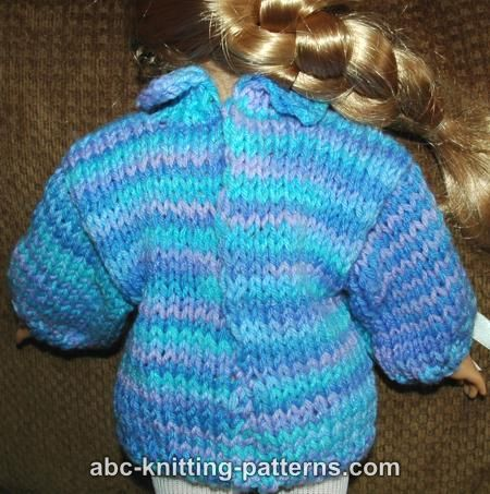 American Girl knitting patterns free | American girl doll patterns
