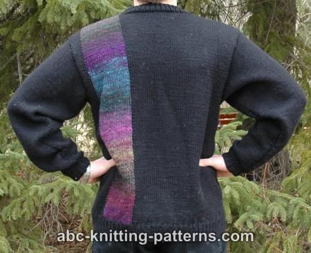 Abc Knitting Patterns Elegant Noro Yarn Sweater For Men