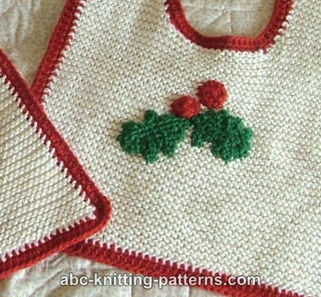 Free Baby Bib Pattern - Vintage Crochet Pattern