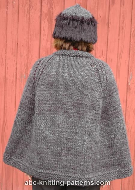 Abc Knitting Patterns Highlands Cape